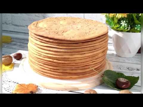 Медовые коржи для торта. Самые вкусные медовые коржи для торта Медовик!
