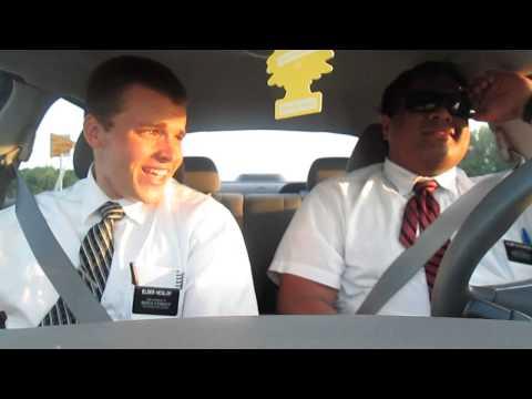 "Elder Missionaries Singing - ""Have I Done any Good?"""