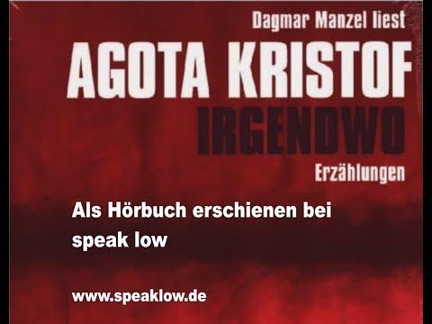 Dagmar Manzel - liest aus Agota Kristof / Irgendwo - Lesung im Fliedner Salon Berlin