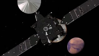 ExoMars at Mars