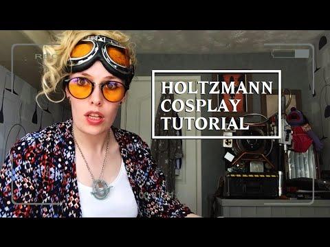 1b020581328 Holtzmann Cosplay Tutorial (Ghostbusters 2016) - YouTube