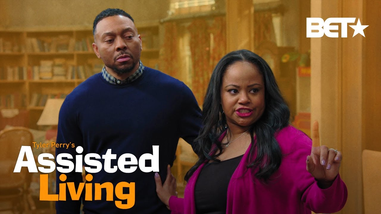 """Download Tyler Perry's 'Assisted Living' - Season 1 Episode 1: """"For The Family"""""""