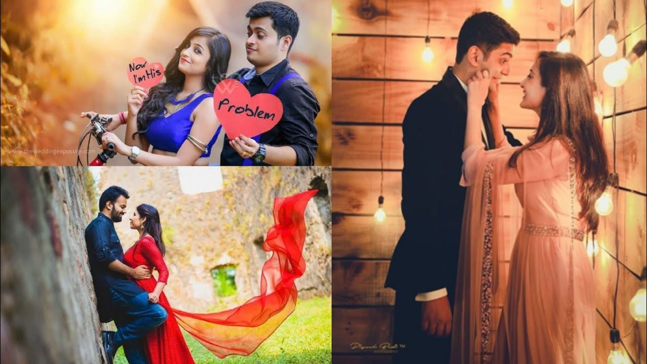 Latest Pre Wedding Photoshoots Ideas New Poses Ideas For Newly