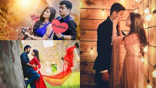 Latest pre wedding photoshoots ideas/New poses ideas for newly weds couple 😍