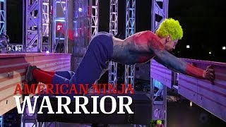 Jamie Rahn at 2013 Baltimore Finals | American Ninja Warrior