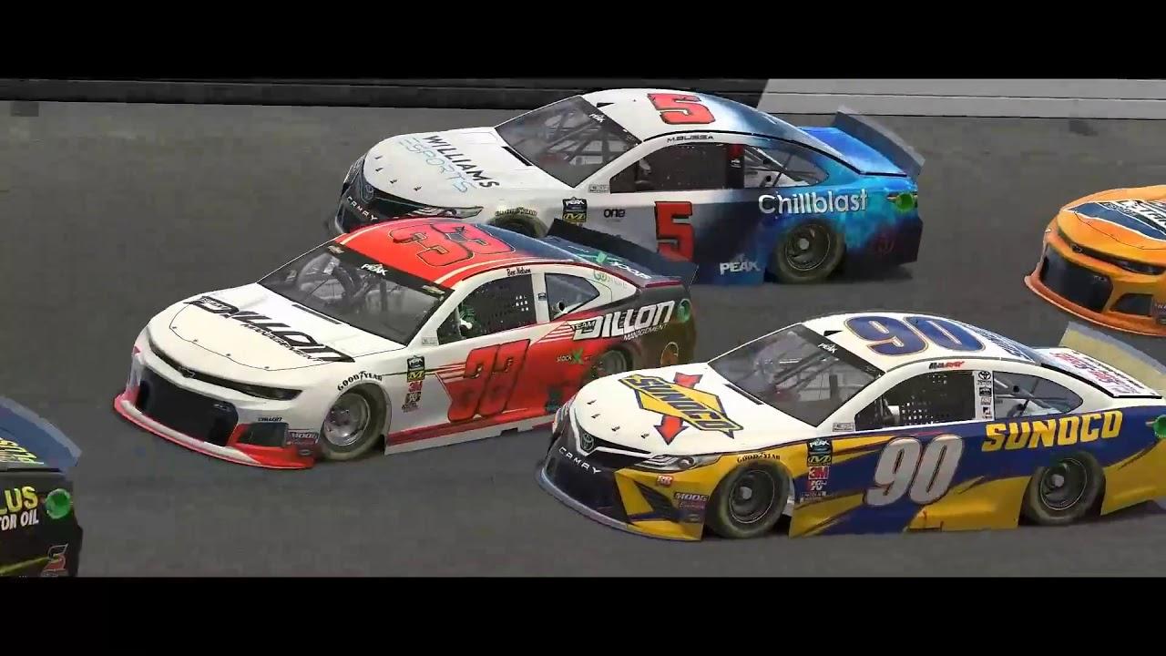 Full race: eNASCAR Peak iRacing Series: Charlotte