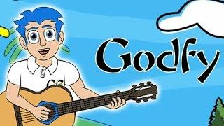 Godfy Música Infantil Cristiana Vol 1 Album Completo 40 Minutos