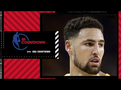 Was Klay Thompson Snubbed From The NBA Top 75 List?   NBA Countdown