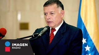 Embajador de Venezuela en México está involucrado en actor de corrupción: Reinaldo Díaz