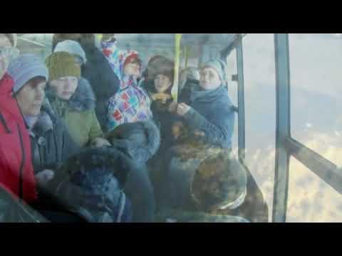 [Николаевск-на-Амуре - ДЕНЬ ЗА ДНЁМ] [разГАворы на улице] #8 Утренняя разминка, автобус 101