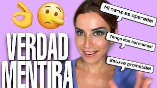 5 Verdades y 5 MENTIRAS!🤥 Nariz OPERADA? Historia comprometida por ERROR? @Cathaysa González