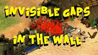 Avoiding Invisible Gaps in the Wall