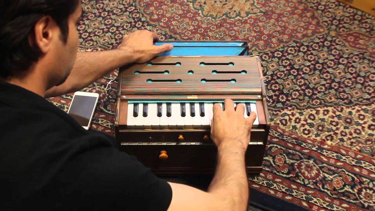 Paloma Mini Harmonium for Sale