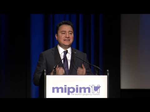 Ali Babacan: Keynote On Investment Opportunities Turkey