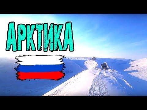 Экспедиция «Север рядом» [10] Арктическая пустыня | Снежные дюны.