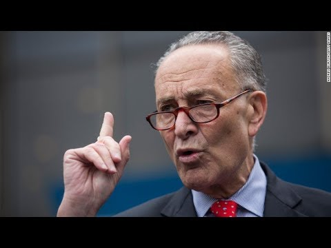 Did Chuck Schumer call for a Military Parade?
