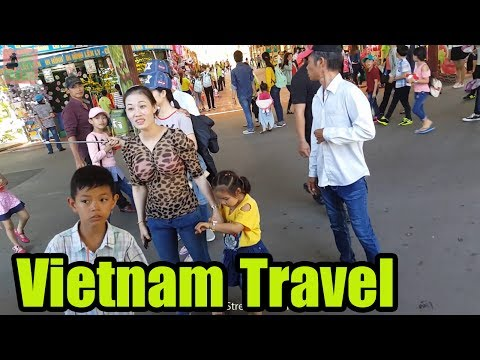 Travel Saigon Vietnam 2017 – SUOI TIEN THEME PARK – Du Lich Viet Nam