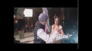 Как снимался клип Лоя - Снежинки