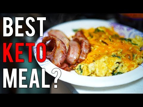 Low-Carb Bodybuilding Keto Meal Recipe | Build Muscle And Burn Fat Recipe Ft. BodiBiDay