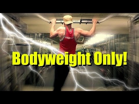 10 Best Bodyweight Exercises Ever (Target EVERY Muscle)