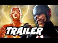 The Flash 3x12 Promo - The Flash Learning To Fight Black Flash