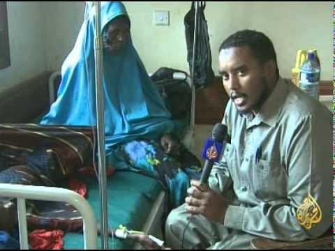 Download معاناة الصوماليين في منديرا على الحدود الكينية