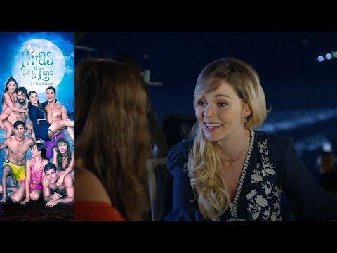 Estefanía está decidida a reconquistar a Sebastián | Hijas de la Luna - Televisa