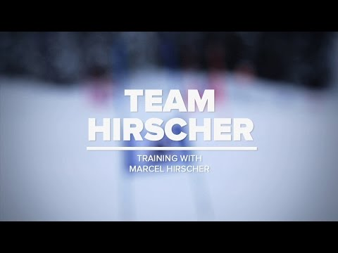 Team Hirscher – Training with Marcel Hirscher