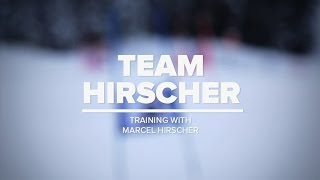Team Hirscher - Training with Marcel Hirscher