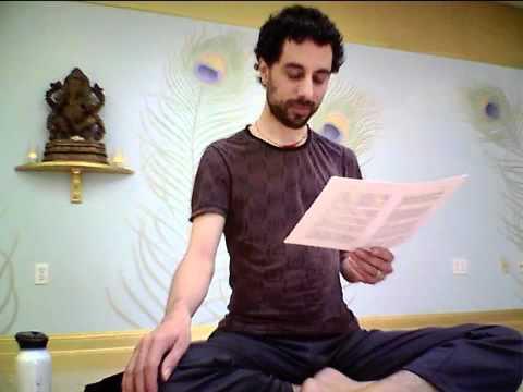 reading the satipatthana sutta 5 of 8