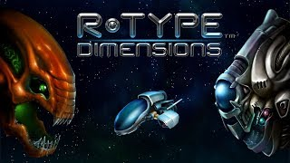R Type Dimensions ps3 gameplay