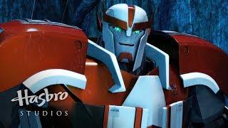 Transformers Prime - Meet Ratchet