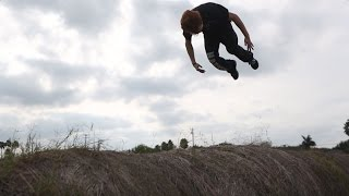 Trying to Hop in McAllen - Rilla Hops - Parkour | Freerunning