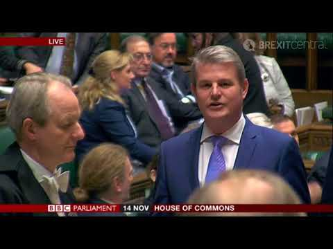 EU Withdrawal Bill Day 1 Highlights