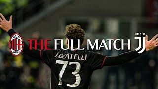 Full Match   AC Milan 1-0 Juventus   Serie A TIM 2016/17