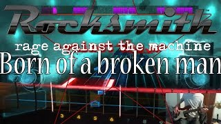 Rocksmith 2014 CDLC: Rage Against the Machine - Born of a Broken Man (Bass)