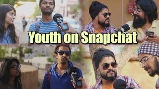 INDIA reacts on Snapchat | CEO of Snapchat calling India Poor | Public Opinion and Street Interview