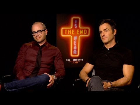 The Leftovers Season 3: Justin Theroux and Damon Lindelof Interview (Part 1)