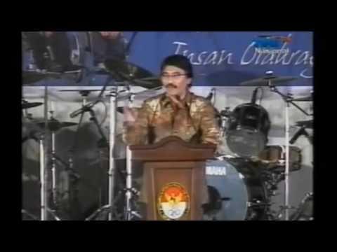 Pidato Fenomenal Adhyaksa Dault Tentang
