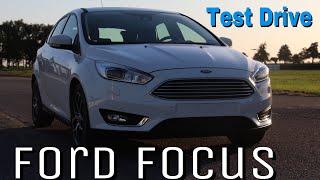 Ford Focus Test Drive 2017 | Manejando