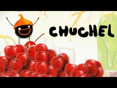 Chuchel (финал) БИТВА С АНТИЧУЧЕЛОМ и ГОРА ВИШНИ! Весёлая игра Приключения Черного Шарика Чучела