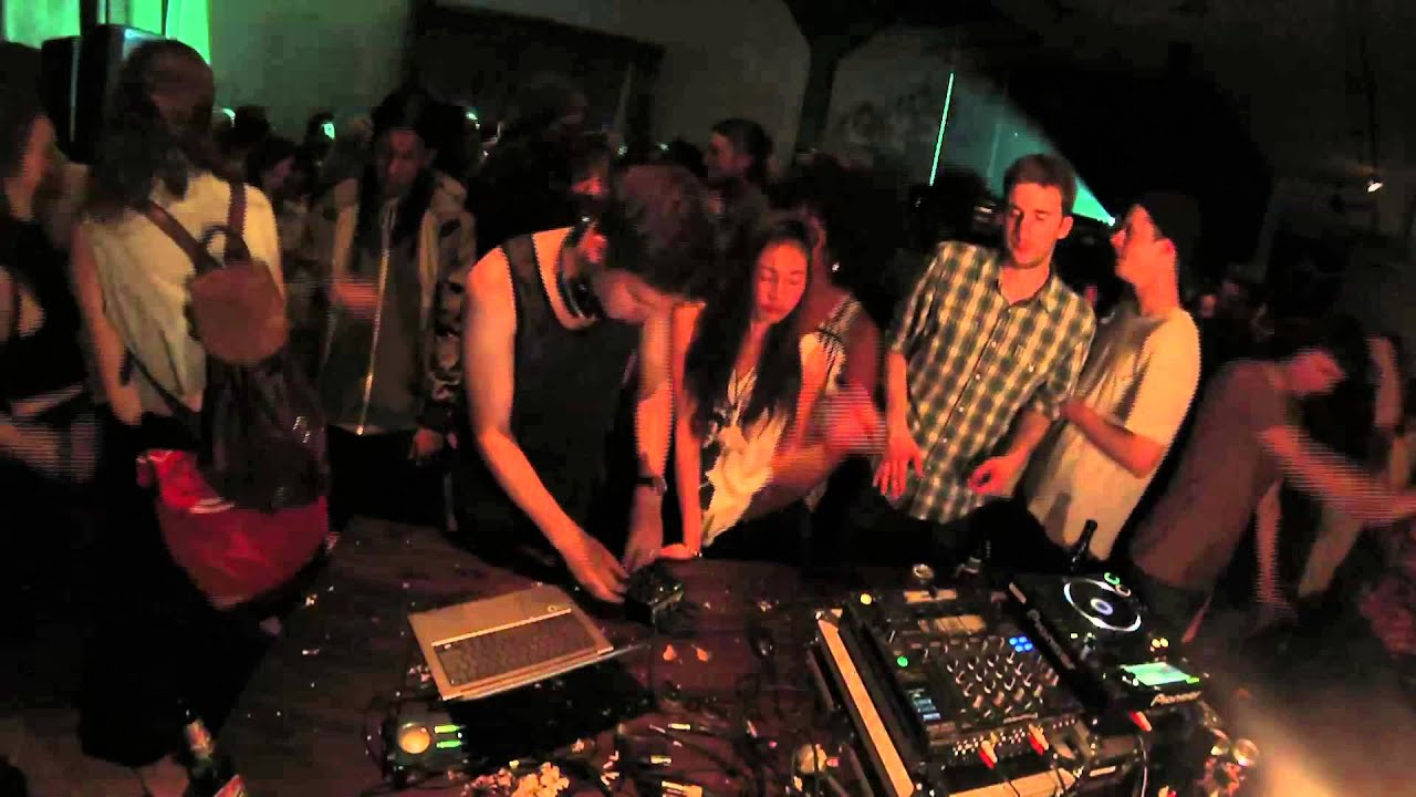 Purity Ring Boiler Room