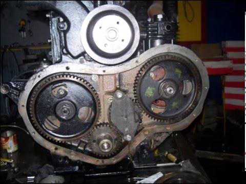 ajuste bedford 330 disel engine