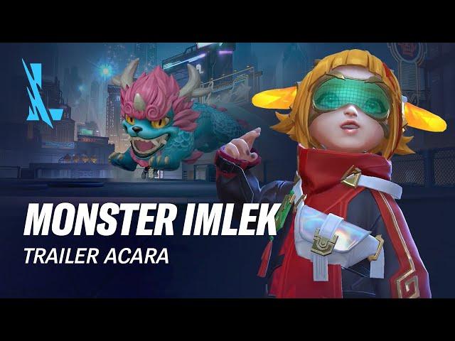 Monster Imlek | Trailer Acara Resmi - League of Legends: Wild Rift