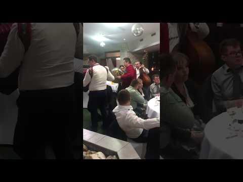 Ľudová hudba Maradaš Škvarlovci - Svadba Spišská Belá (Hudba pri stoloch)