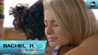 Demi And Katie's Heart To Heart - Bachelor In Paradise