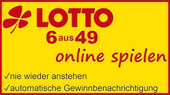 Lotto 6 aus 49 online spielen (Legal online tippen!)