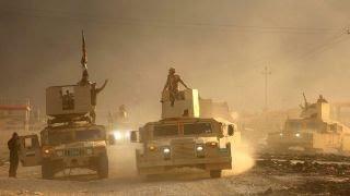 ISIS leader al-Baghdadi may be holed up in Mosul