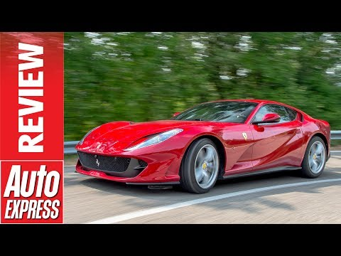 Ferrari 812 Superfast review: 789bhp tech fest is pure Ferrari magic
