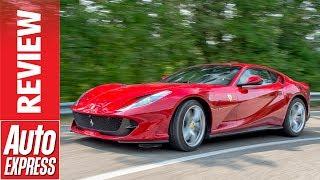 Video Ferrari 812 Superfast review: 789bhp tech fest is pure Ferrari magic download MP3, 3GP, MP4, WEBM, AVI, FLV Juni 2017